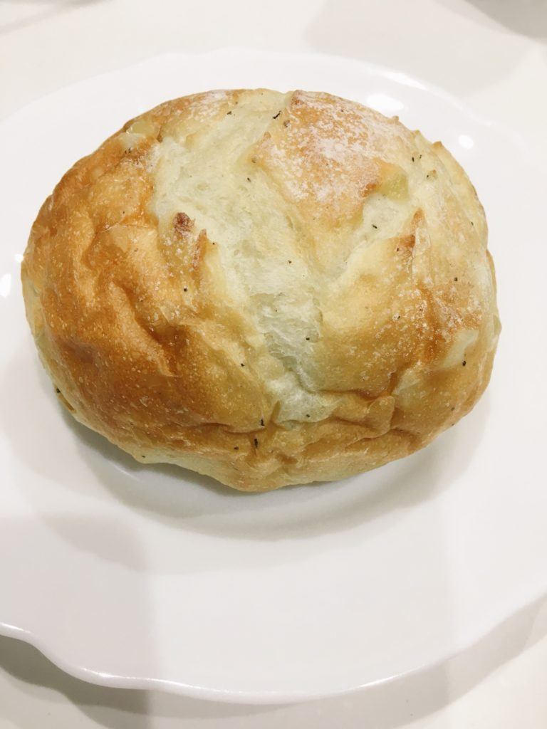 L'Arc-en-Cielの紅茶とパイン