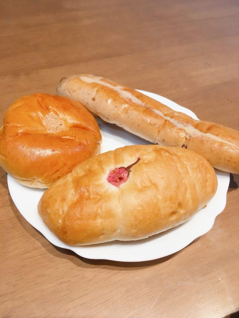 365ぱんのパン
