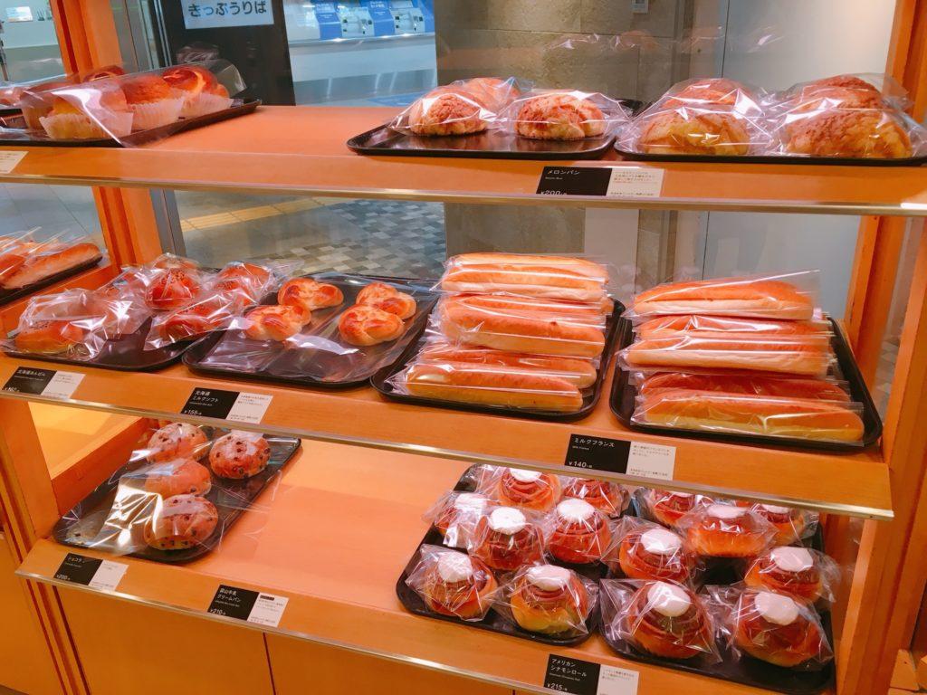 CAFE DANMARK(JR名古屋駅店)のパン