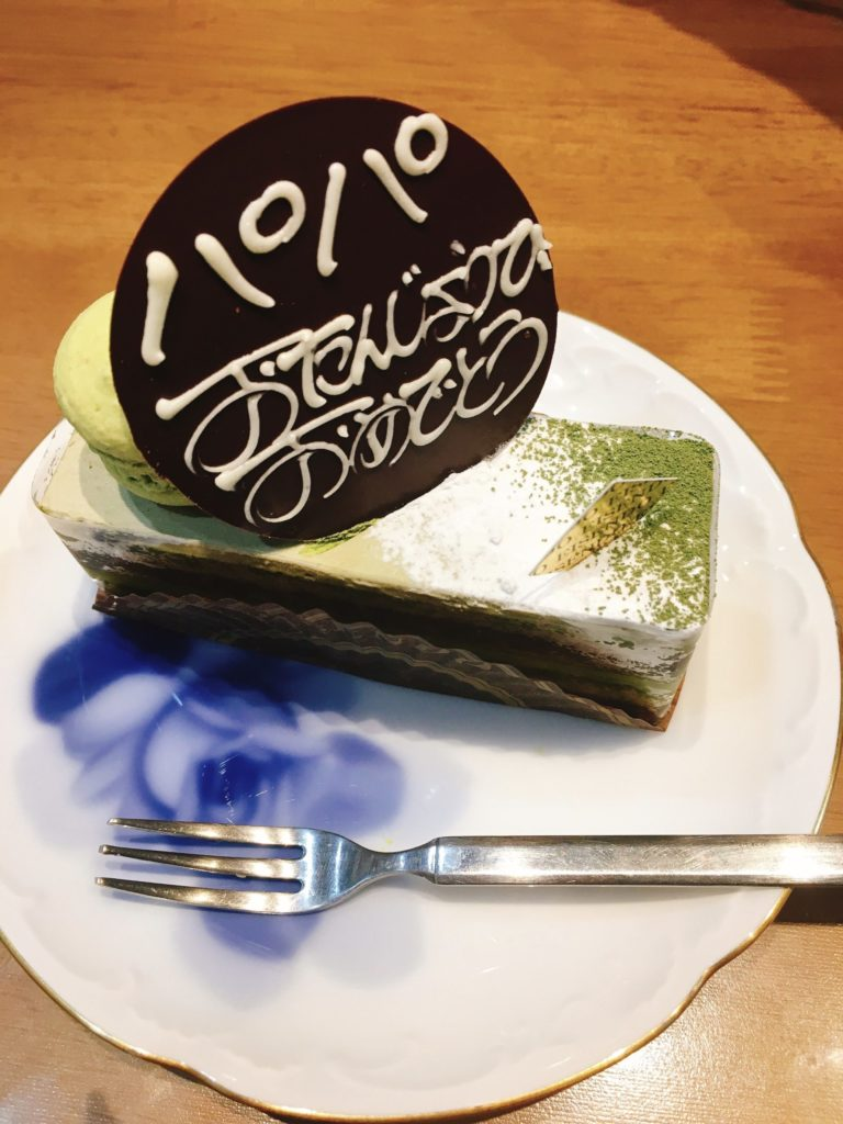 パティスリーEISENDOのケーキ