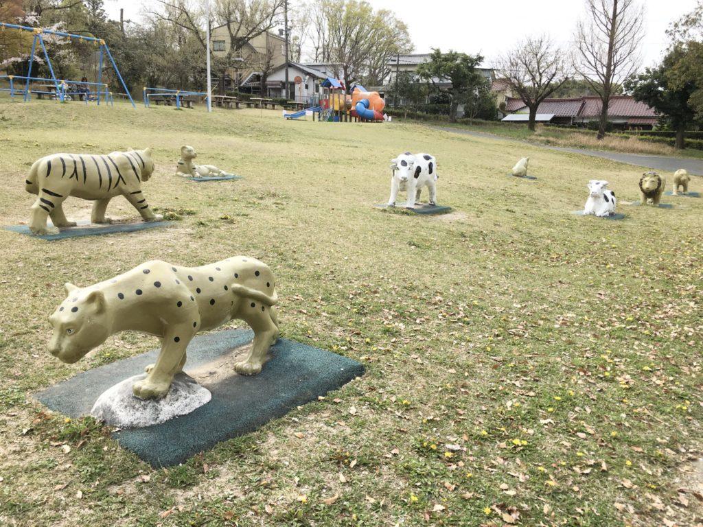 小幡緑地公園の東園