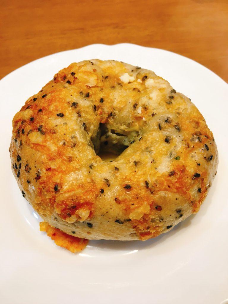 coharu bagelのベーグル