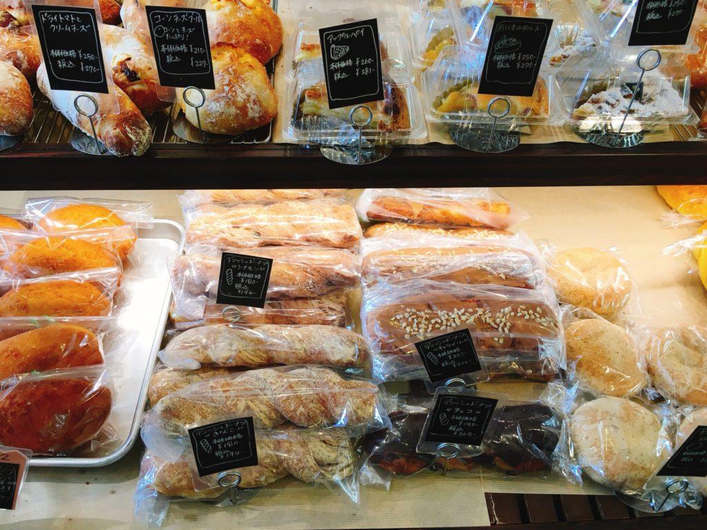 櫻蔵(さくら)のパン