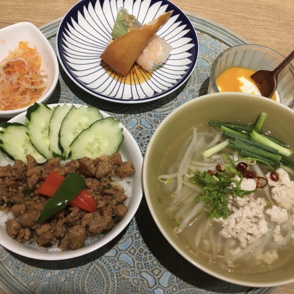 Rice people, Nice people! 名古屋のランチ