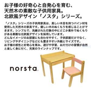 子供用の机と椅子