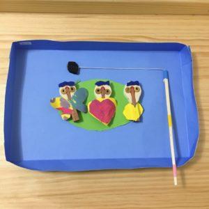 カワイ絵画造形教室での作品