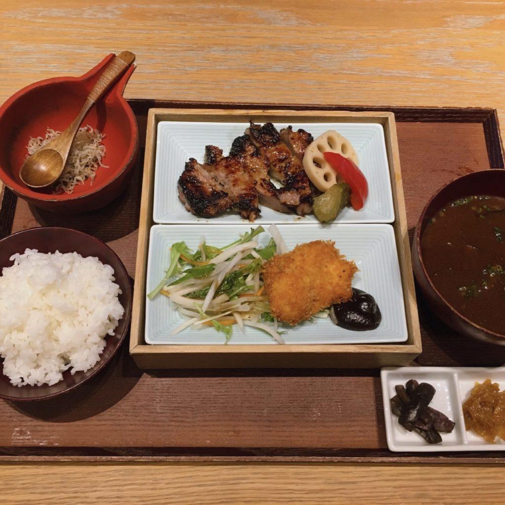 和食の厨 盛田