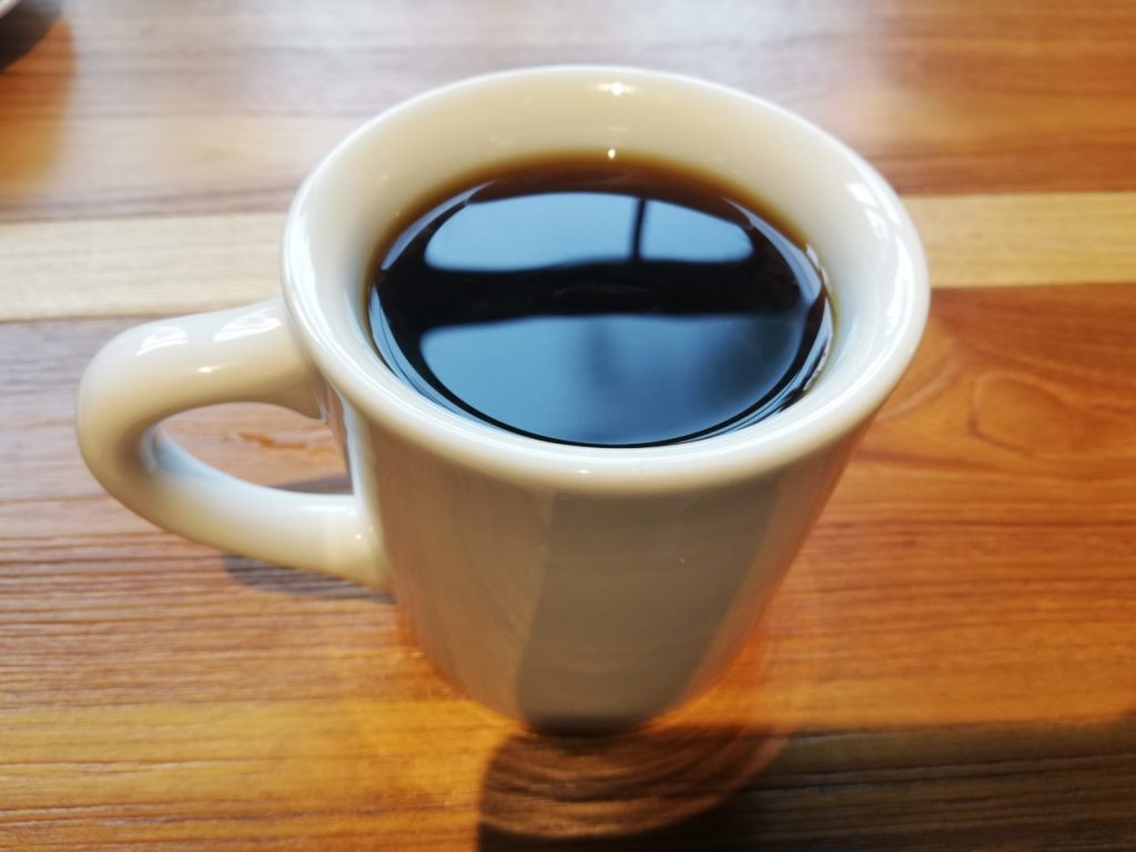 コナズ珈琲のコーヒー