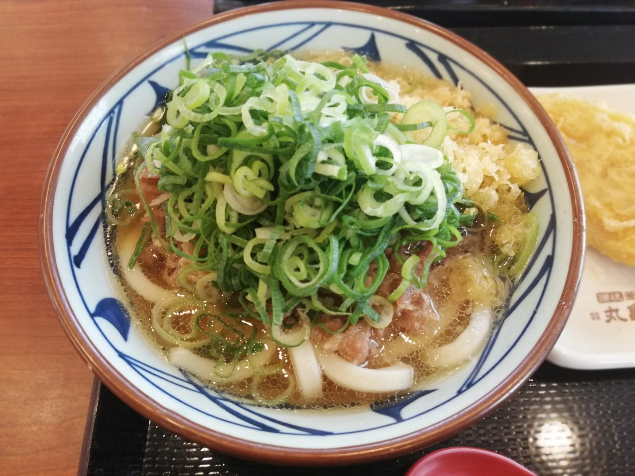 丸亀製麺のうどん