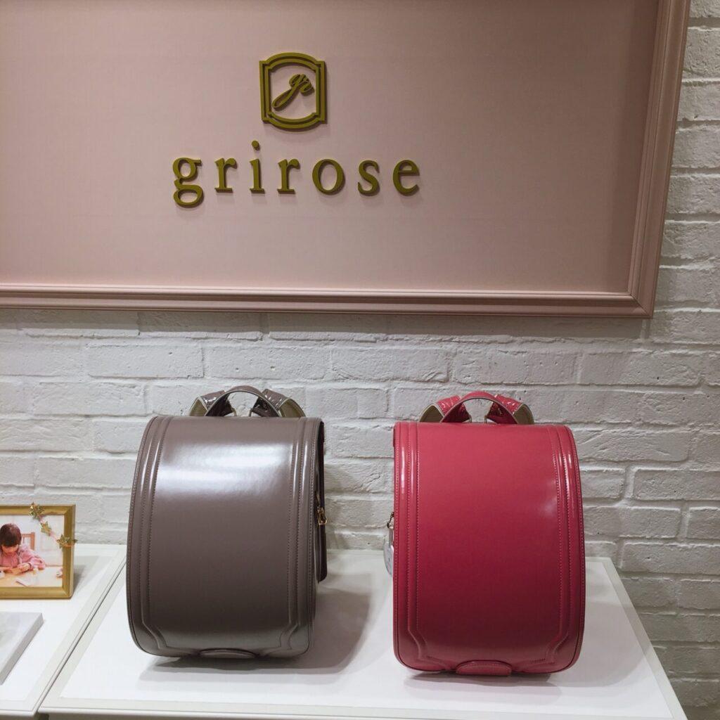 土屋鞄製造所 grirose(グリローズ)のランドセル