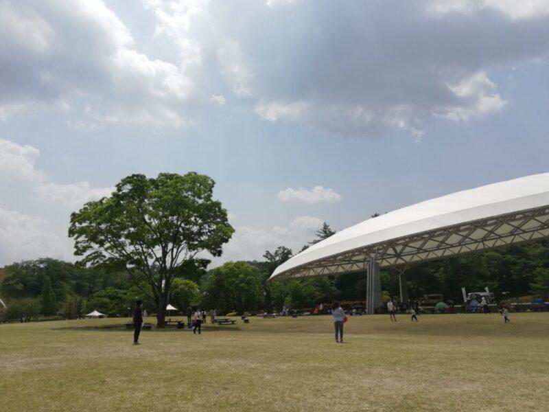 豊田市の鞍ケ池公園